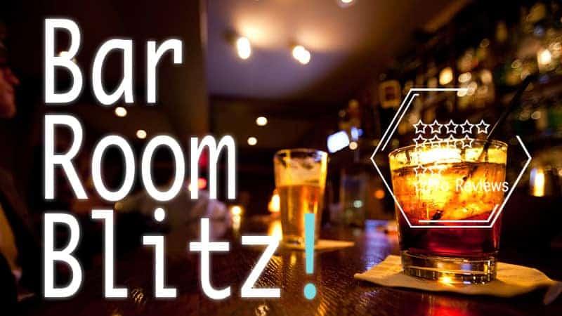 Live Lecture: Bar Room Blitz