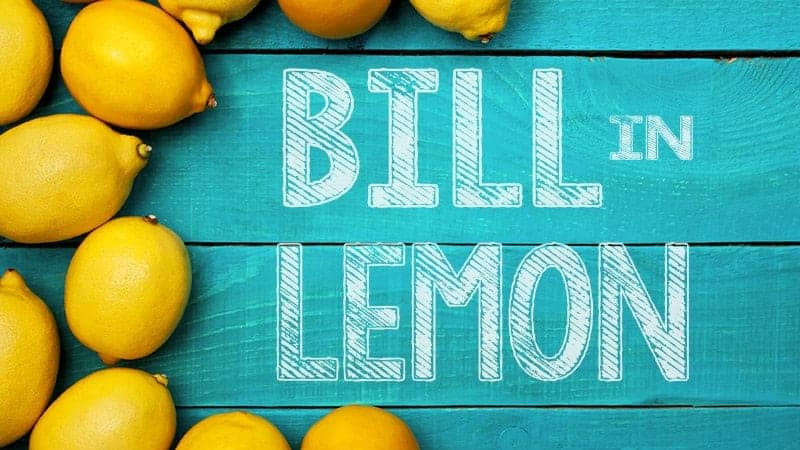 Live Lecture: Lemon Lift: Your First Bill in Lemon