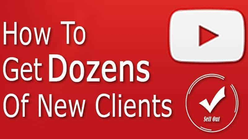 Live Lecture: How to get Dozens of New Clients Using Youtube… for Free!