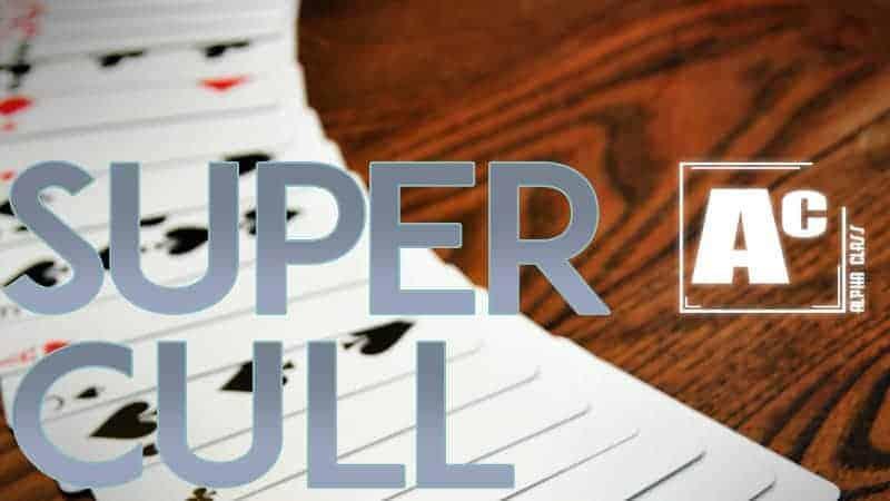 Live Lecture: SuperCull