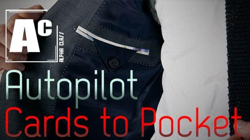 Live Lecture: Autopilot Card to Pocket