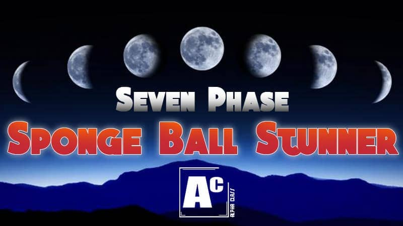 Live Lecture: 7 Phase Sponge Ball Stunner