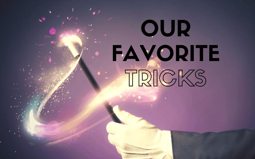 Live Lecture: Our Favorite Tricks – April 2017
