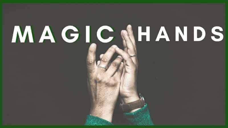 Live Lecture: Magic Hands
