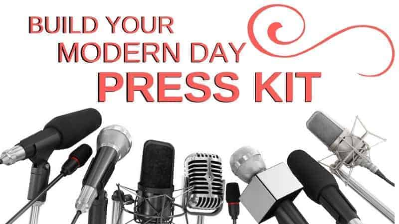 Live Lecture: Build Your Modern Press Kit