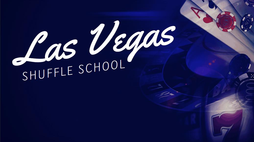 Live Lecture: Las Vegas Shuffle School