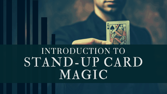 Live Lecture: Introduction to Visual Stand Up Card Magic