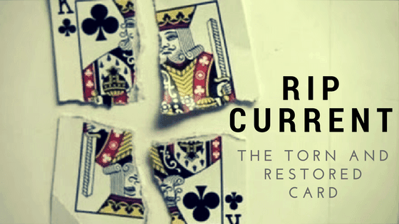 Live Lecture: Rip Current: The Torn & Restored Card