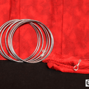 """5"""" Linking Rings SS (7 Rings) by Mr. Magic"""