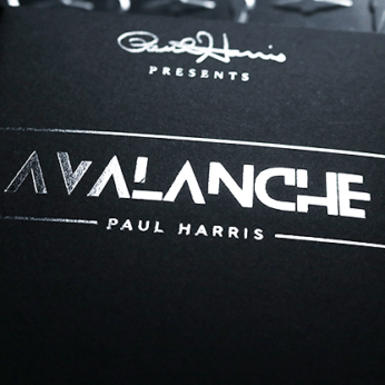 Paul Harris Presents AVALANCHE (Gimmick and Online Instructions)