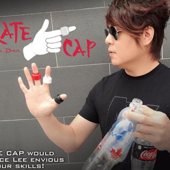 Karate Cap by Taiwan Ben