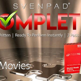 SvenPad® Complete Movies