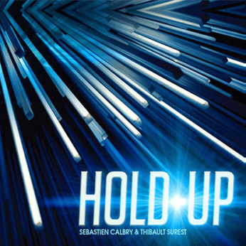 HOLD UP (Gimmick and Online Instructions) by Sebastien Calbry - Trick