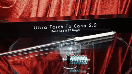 Ultra Torch to Cane 2.0 (E.I.S.) by Bond Lee & ZF Magic