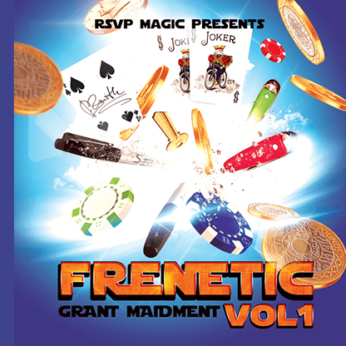 Frenetic by Grant Maidment and RSVP Magic Vol 1