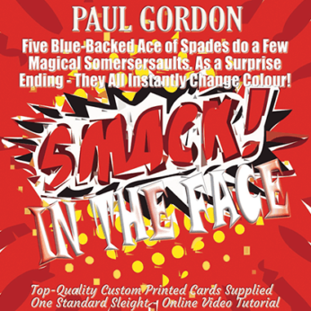 Smack! in the Face by Paul Gordon (gimmick and online instructions)