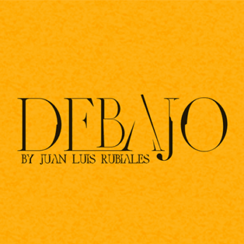 Debajo (Gimmick and Online Instructions) by Juan Luis Rubiales
