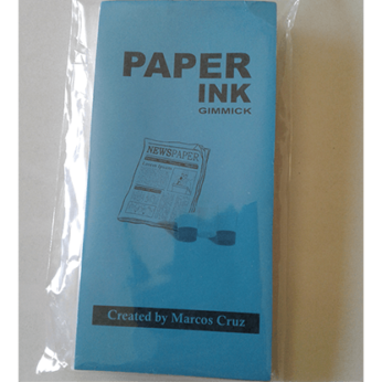 Paper Ink by Marcos Cruz