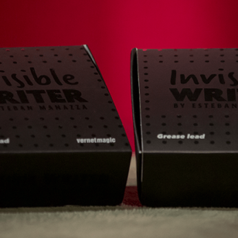 Invisible Writer by Vernet