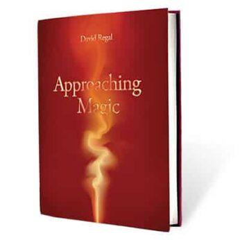 Approaching Magic by David Regal - Book