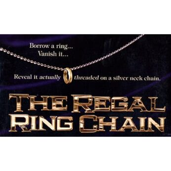 The Regal Ring Chain by David Regal - DVD
