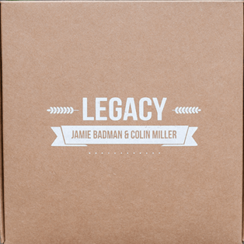 Legacy V2 by Jamie Badman and Colin Miller