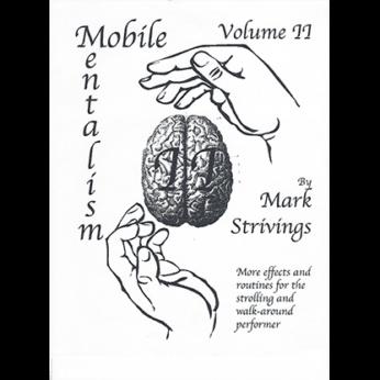 Mobile Mentalism Volume II by Mark Strivings