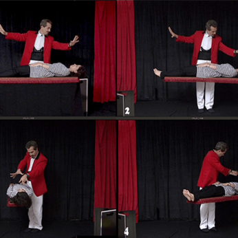 SUPER LEVITATION WITH ROTATION by Tora Magic
