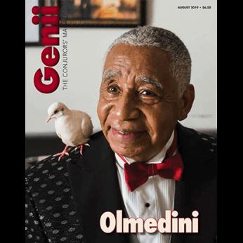 Genii Magazine August 2019 - Book