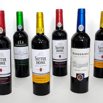 Multiplying Wine Bottles by Tora Magic