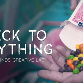 Deck To Anything by SansMinds Creative Lab - DVD