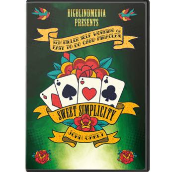 Sweet Simplicity by John Carey - DVD