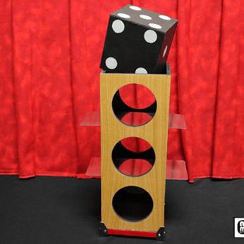 Incredible Block (Large) Penetration by Mr. Magic