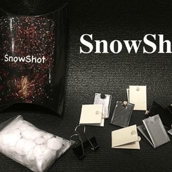 SnowShot (10 ct.) by Victor Voitko