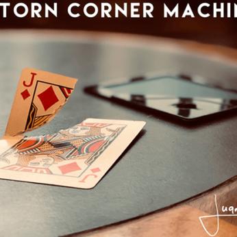 Torn Corner Machine (TCM) by Juan Pablo