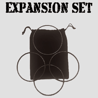 Expansion Set in Dark Black by Matthew Garrett