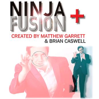 Ninja+ Fusion by Matthew Garrett & Brian Caswell