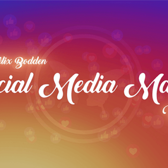 Social Media Magic Volume 1 by Felix Bodden - DVD