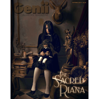 Genii Magazine October 2019
