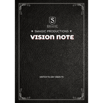 VISION NOTE by Smagic Productions