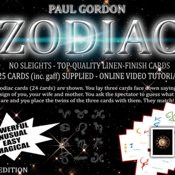 Zodiac by Paul Gordon