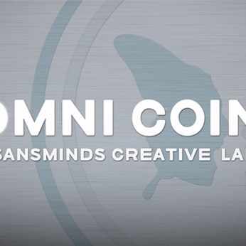 Limited Edition Omni Coin by SansMinds Creative Lab