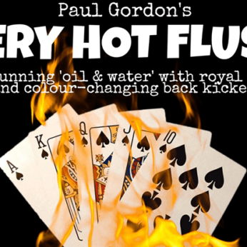 Very Hot Flush by Paul Gordon