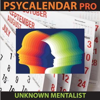 PSYCALENDAR PRO by Unknown Mentalist