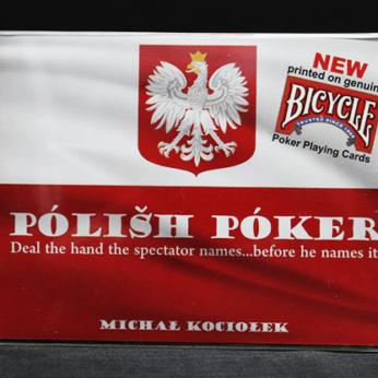 Bicycle Edition Polish Poker by Michal Kociolek