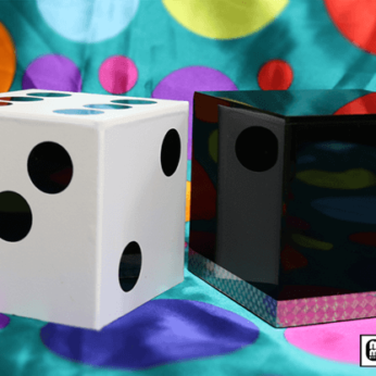 Milky Dice by Mr. Magic
