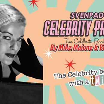 SvenPad® Celebrity Presage V Gimmick Power Pack