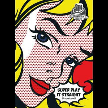 Super Play It Straight by Simon Levell & Kaymar Magic