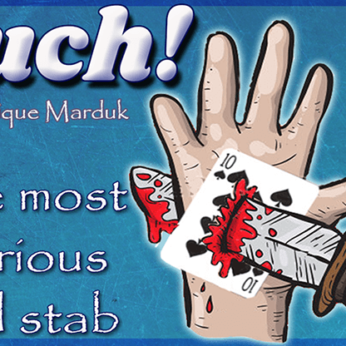 Ouch! by Quique Marduk