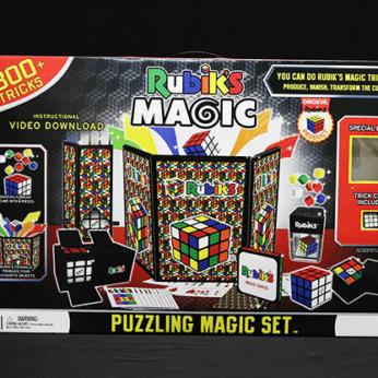 Rubik Puzzling Magic Set by Fantasma Magic